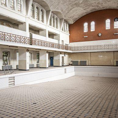 Altes Schwimmbad Krefeld