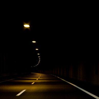 Tunnel - Fotografie - Fine Art Print