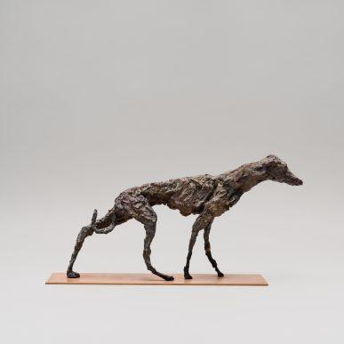 Windhund - Bronze